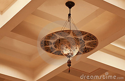 Rajasthan India Retro indigenous light fitting