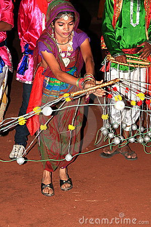 Rajasthani performers Editorial Stock Photo