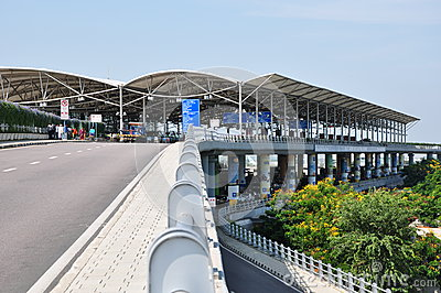 Rajiv Gandhi International Airport Editorial Image