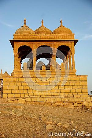 Rajput tomb, Rajasthan