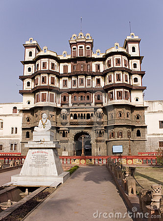 Rajwada of Indore