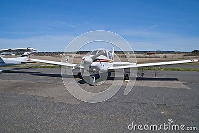Rakkestad Airport, Aastorp (propeller plane)