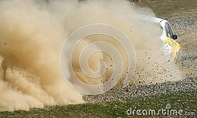 Rallye championship