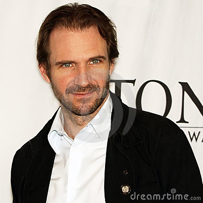 Ralph Fiennes Editorial Stock Photo