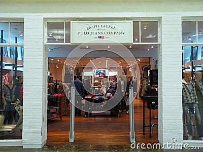 ralph lauren established ralph lauren retailer