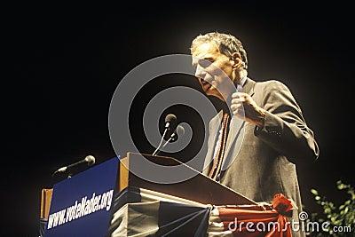 Ralph Nader Editorial Image