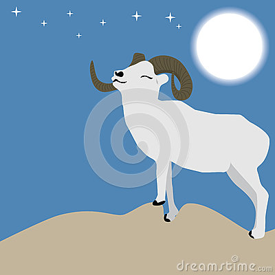 Free Ram Relax Royalty Free Stock Images - 50455019