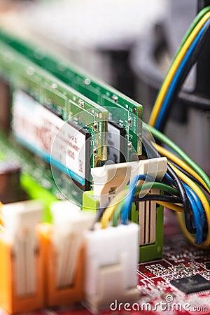 RAM socket