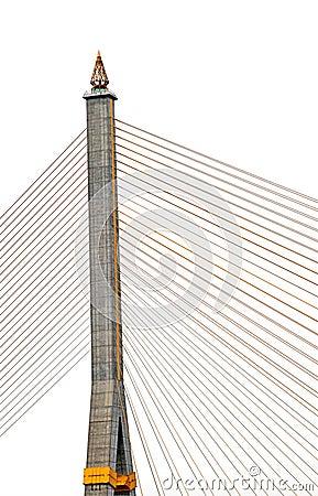 Free Rama VIII Bridge Stock Photography - 9547612