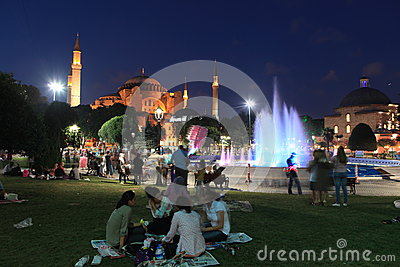 Ramadan Editorial Image