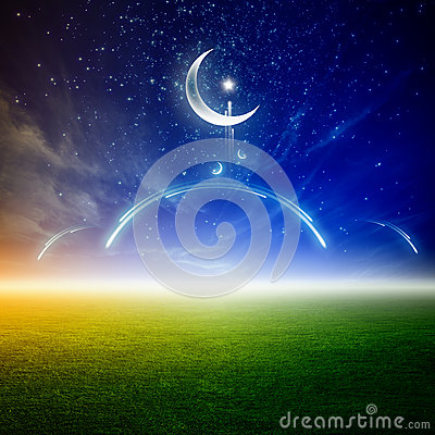 red moon dream meaning islam - photo #40