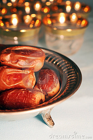 Free Ramadan Dates Stock Image - 1308071