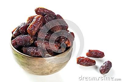 Ramadan food date fruits