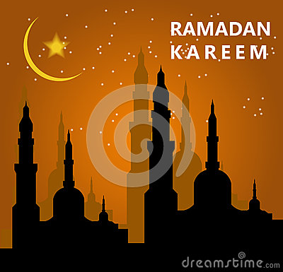 Free Ramadan Kareem Stock Images - 43559364