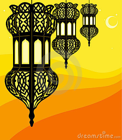 Free Ramadan Lantern Royalty Free Stock Photos - 15002608