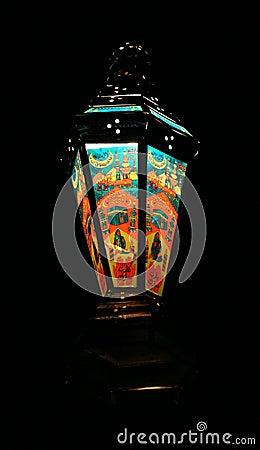 Free Ramadan Lantern Royalty Free Stock Photography - 6283547