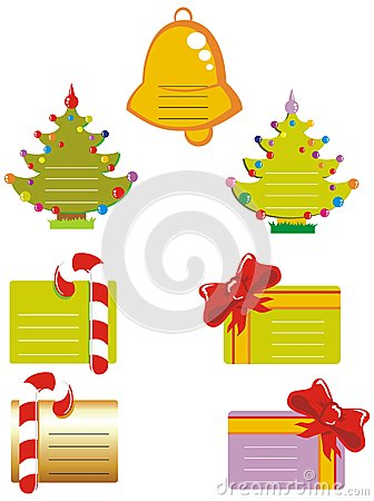 Collection de cartes de Noël