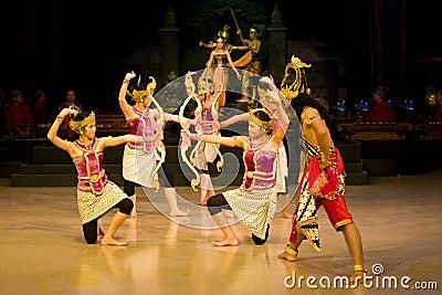 Ramayana Ballet Editorial Image