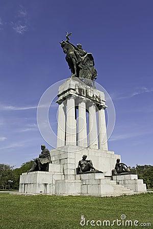 Ramos de Azevedo Monument - USP - Brazil