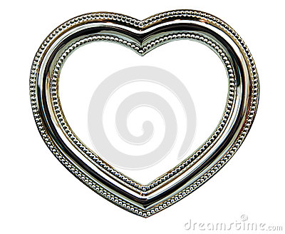 Ramowy chromu serce