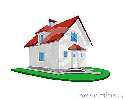 Ramowy dom