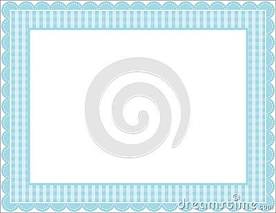 Ramowy gingham