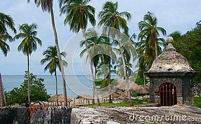 Rampart, fortificazione San Fernando