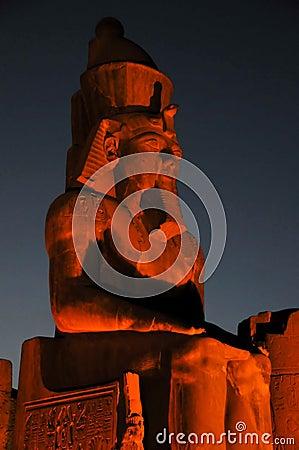 Free Ramses II Royalty Free Stock Photos - 17516228