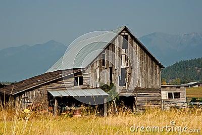 Ramshackle Barn