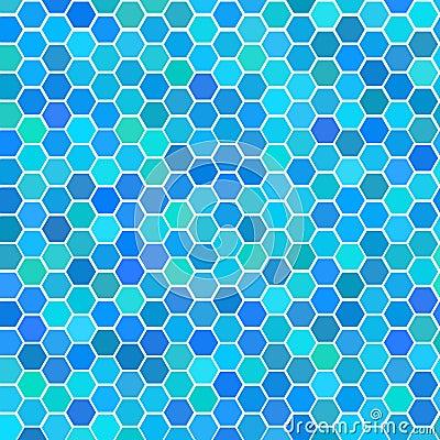 Random blue seamless tiles