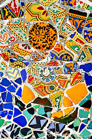 Free Random Mosaic Pattern Stock Photos - 1072233