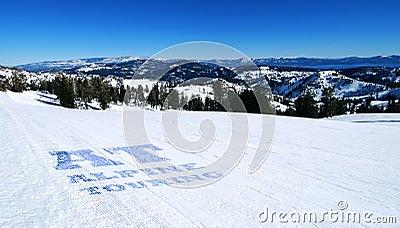 Randonnee Alpine Touring