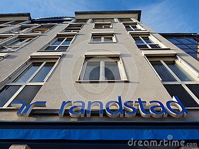 Randstad Editorial Stock Image