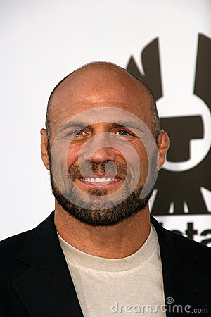 Randy Couture Editorial Stock Image