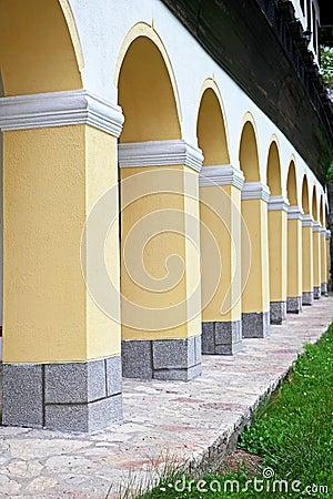 Range of columns