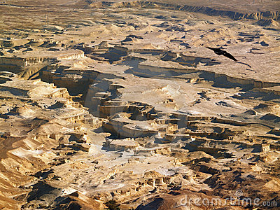 Range of rock