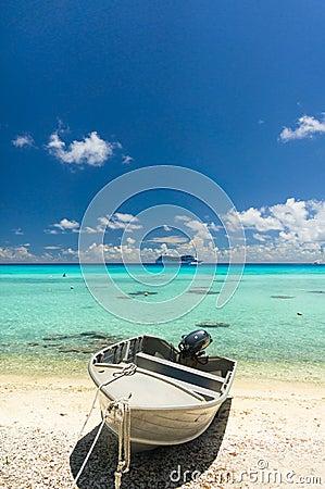 Free Rangiroa Atoll, French Polynesia Royalty Free Stock Photography - 77777117