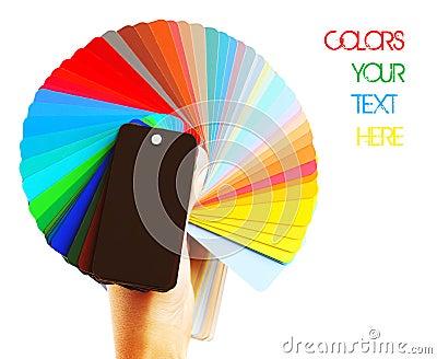 Rango del color