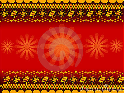 Rangoli Design Stock Image - Image: 5912491 Indian Religious Background