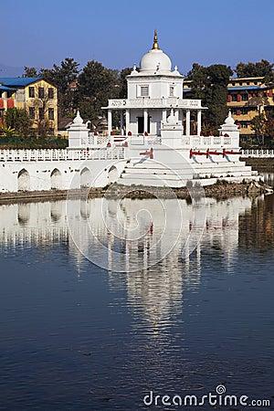 Rani Pokhari Temple, Kathmandu, Nepal