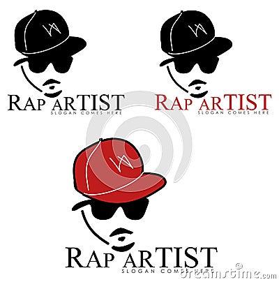 Rap artist signs