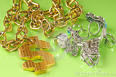 Rap jewelry