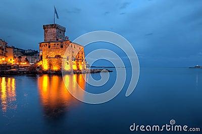 Rapallo Castle, Italy (Liguria)