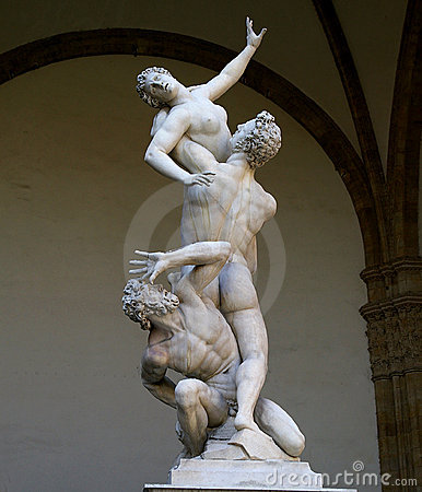Rape of Sabine women