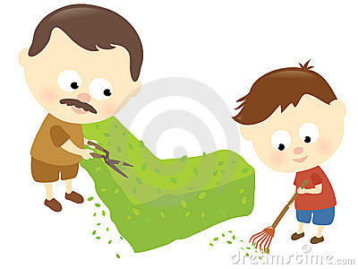 Rapporto del figlio e del padre