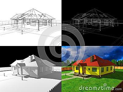 Progettazione Casa 3d : Progetto d casa idee per la casa douglasfalls