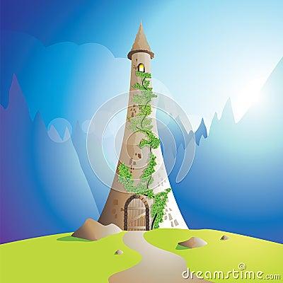 Free Rapunzel Tower Stock Photo - 23516250