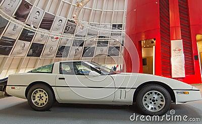 Rare 1983 Corvette Editorial Stock Image