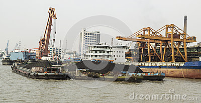 Rare Earth Soil on Ships