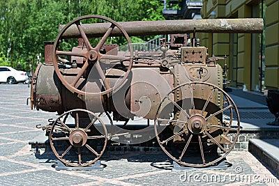 Rare engine